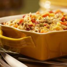 Mixed Vegetables Casserole